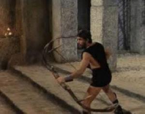 Come la freccia dell'arco di Ulisse… di Sara Sparapane